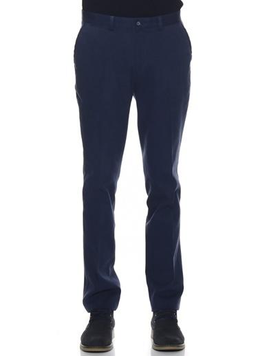 North Of Navy North Of Navy Slim Fit Normal Bel Boru PaÇa İndigo Erkek Klasik Pantolon İndigo